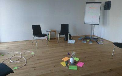 Workshop für Unternehmertöchter